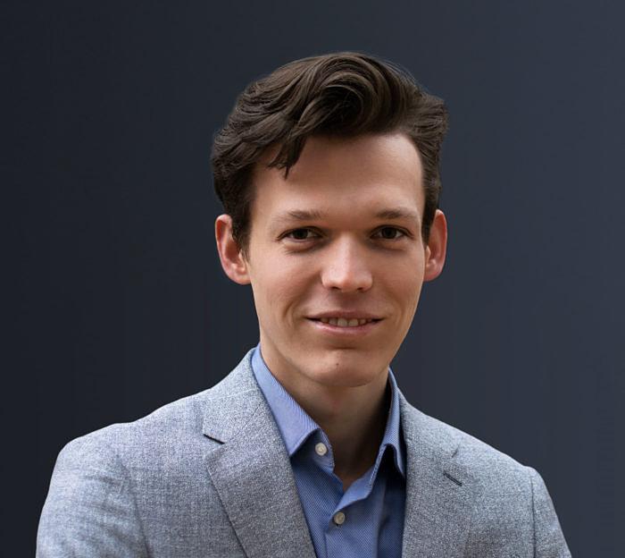 Niklas Hartmann ist Geschäftsführer der ReachOn GmbH
